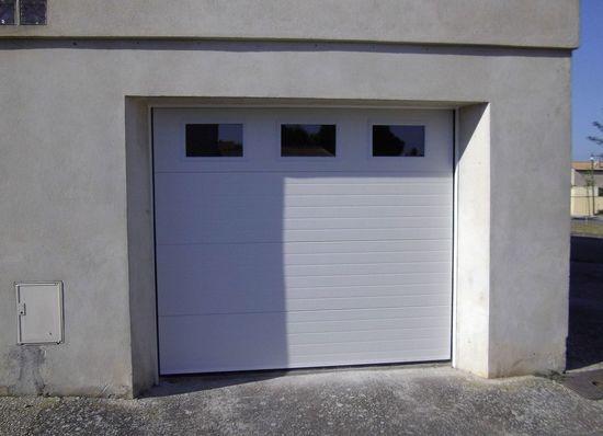 Avenir métallerie service - Althen-des-Paluds - PORTE DE GARAGE
